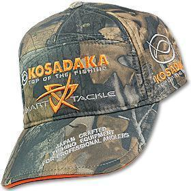 "Бейсболка ""KOSADAKA"" Smart Tackle камуфляж"