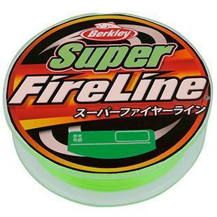 "Леска плет. ""BERKLEY"" FireLine Super Green 0.5 150м 1324461"
