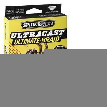 "Леска плет. ""SPIDERWIRE"" Ultracast 8 Carrier Green 0.14мм 150м 1363637"