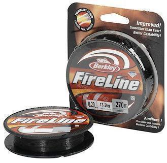 "Леска плет. ""BERKLEY"" FireLine Smoke 0.25 110м (New)"