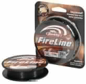 "Леска плет. ""BERKLEY"" FireLine Smoke 0.15 110м (New)"