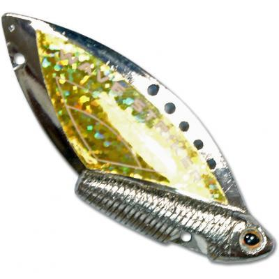 "Блесна ""KOSADAKA"" Wave Striker 10г Silver/Gold"