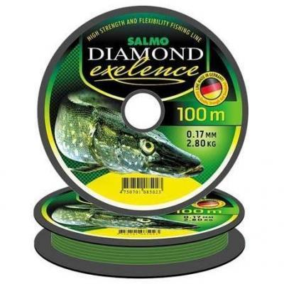 "Леска ""SALMO"" Diamond Exelence 0.10 30м"