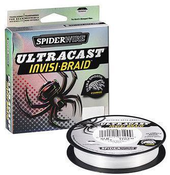 "Леска плет. ""SPIDERWIRE"" Ultracast 0.35 110м invisi 1135591"