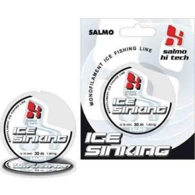 "Леска ""SALMO"" Hi-tech Ice Sinking 0.22 30м"