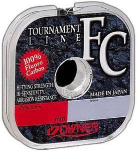 "Леска ""OWNER"" Tournament Fluorocarbon (56029) 0.265 50м"