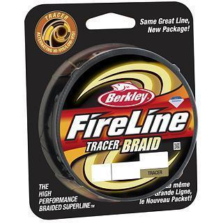 "Леска плет. ""BERKLEY"" FireLine Braid Tracer 0.35 110м 1312422"