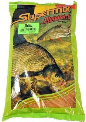 Прикормка Mondial-F Supermix BREAM 1кг