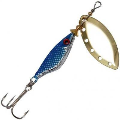 "Блесна ""Extreme Fishing"" Absolute Obsession №3 12г S/Blue/G 30006014"