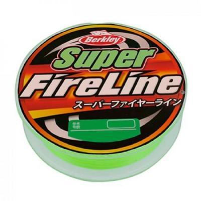 "Леска плет. ""BERKLEY"" FireLine Super Green 0.8 150м 1324462"