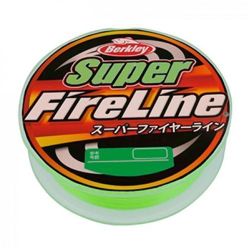 "Леска плет. ""BERKLEY"" FireLine Super Green 1.0 150м 1324463"