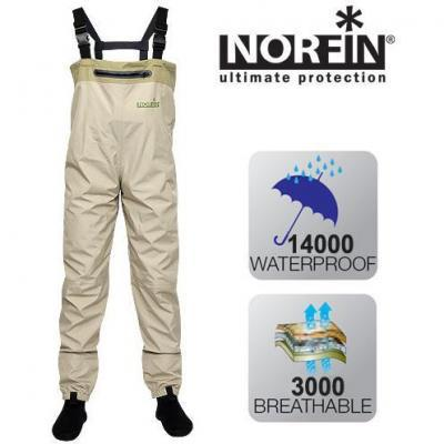 "Вейдерсы ""NORFIN"" Whitewater 91244-L"