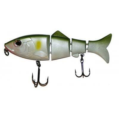 "Свимбейт ""Reaction Strike"" Revolution Shad rES-9-SLOW-AYU 23см 99г"